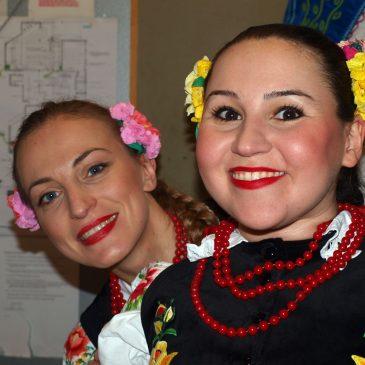 10 Jahre der Polnischen Tanzgruppe LASOWIACY