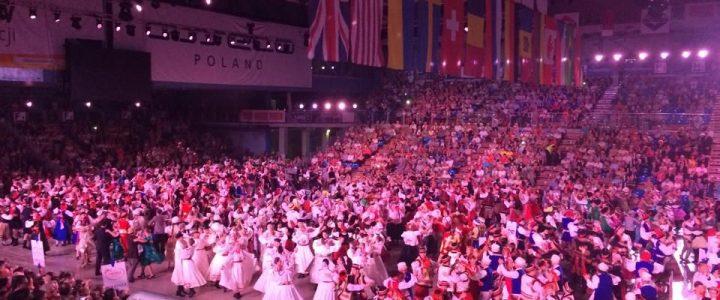 XVII World Festival von Polonia Volkstanzgruppen …