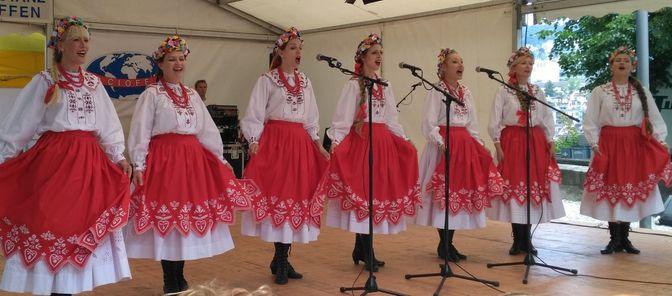 """""""Tańce, muzyka i pieśni ludu krakowskiego"""""""